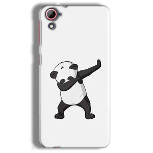 HTC Desire 826 Mobile Covers Cases Panda Dab - Lowest Price - Paybydaddy.com