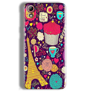HTC Desire 826 Mobile Covers Cases Paris Sweet love - Lowest Price - Paybydaddy.com