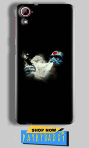 HTC Desire 826 Mobile Covers Cases Shiva Aghori Smoking - Lowest Price - Paybydaddy.com
