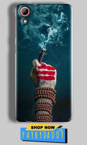 HTC Desire 826 Mobile Covers Cases Shiva Hand With Clilam - Lowest Price - Paybydaddy.com