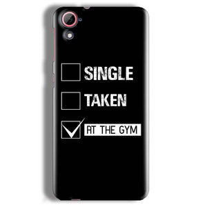 HTC Desire 826 Mobile Covers Cases Single Taken At The Gym - Lowest Price - Paybydaddy.com