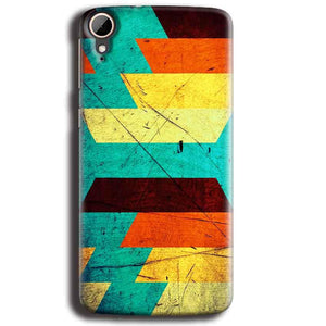 HTC Desire 828 Mobile Covers Cases Colorful Patterns - Lowest Price - Paybydaddy.com