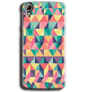 HTC Desire 828 Mobile Covers Cases Prisma coloured design - Lowest Price - Paybydaddy.com