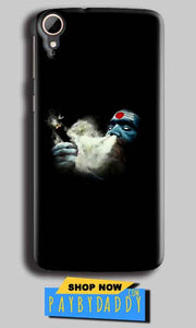 HTC Desire 828 Mobile Covers Cases Shiva Aghori Smoking - Lowest Price - Paybydaddy.com