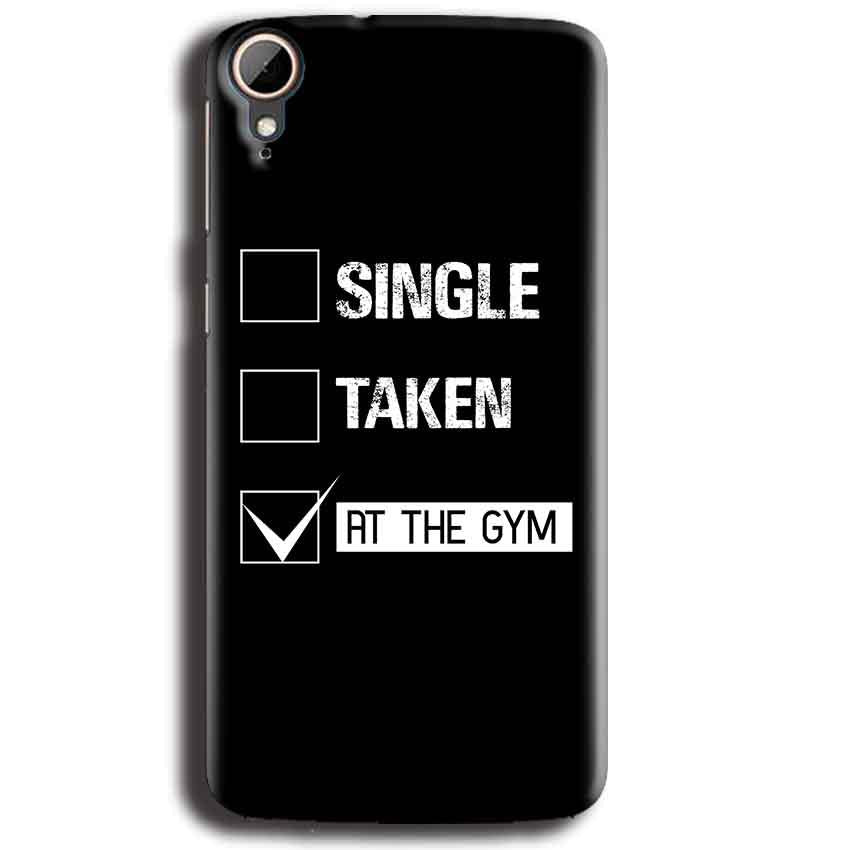 HTC Desire 828 Mobile Covers Cases Single Taken At The Gym - Lowest Price - Paybydaddy.com