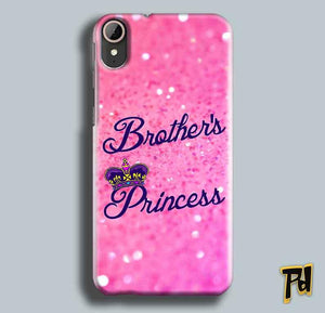 HTC Desire 830 Mobile Covers Cases Brothers princess - Lowest Price - Paybydaddy.com