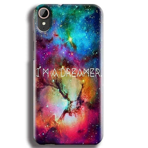 HTC Desire 830 Mobile Covers Cases I am Dreamer - Lowest Price - Paybydaddy.com