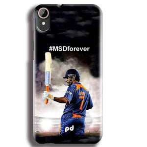 HTC Desire 830 Mobile Covers Cases MS dhoni Forever - Lowest Price - Paybydaddy.com
