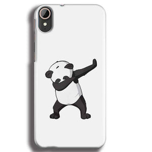 HTC Desire 830 Mobile Covers Cases Panda Dab - Lowest Price - Paybydaddy.com