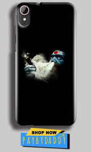 HTC Desire 830 Mobile Covers Cases Shiva Aghori Smoking - Lowest Price - Paybydaddy.com