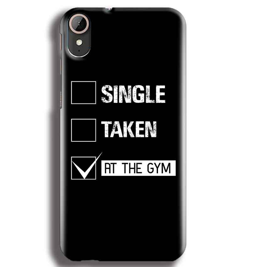 HTC Desire 830 Mobile Covers Cases Single Taken At The Gym - Lowest Price - Paybydaddy.com