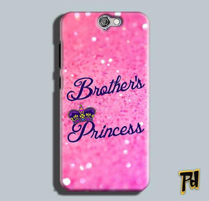 HTC One A9 Mobile Covers Cases Brothers princess - Lowest Price - Paybydaddy.com