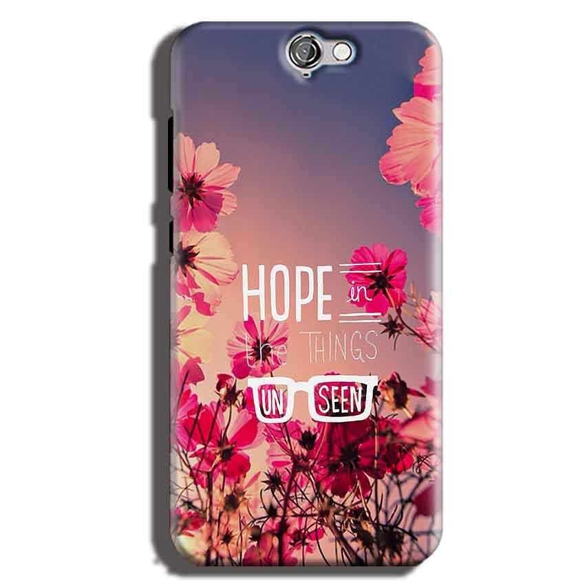 HTC One A9 Mobile Covers Cases Hope in the Things Unseen- Lowest Price - Paybydaddy.com