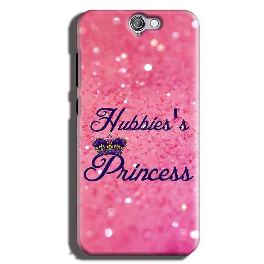 HTC One A9 Mobile Covers Cases Hubbies Princess - Lowest Price - Paybydaddy.com