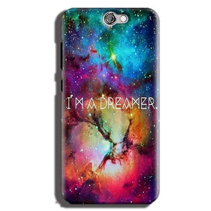 HTC One A9 Mobile Covers Cases I am Dreamer - Lowest Price - Paybydaddy.com