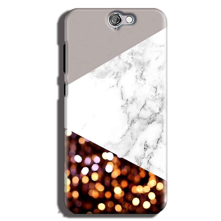 HTC One A9 Mobile Covers Cases MARBEL GLITTER - Lowest Price - Paybydaddy.com
