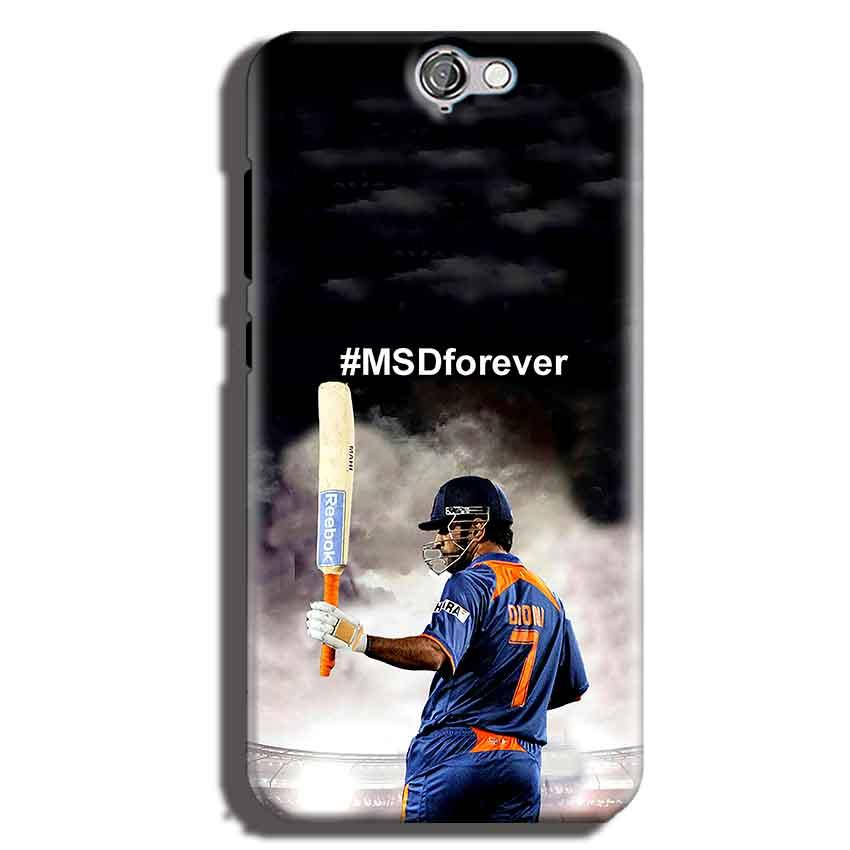 HTC One A9 Mobile Covers Cases MS dhoni Forever - Lowest Price - Paybydaddy.com