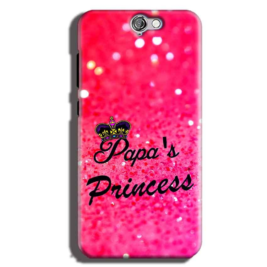 HTC One A9 Mobile Covers Cases PAPA PRINCESS - Lowest Price - Paybydaddy.com