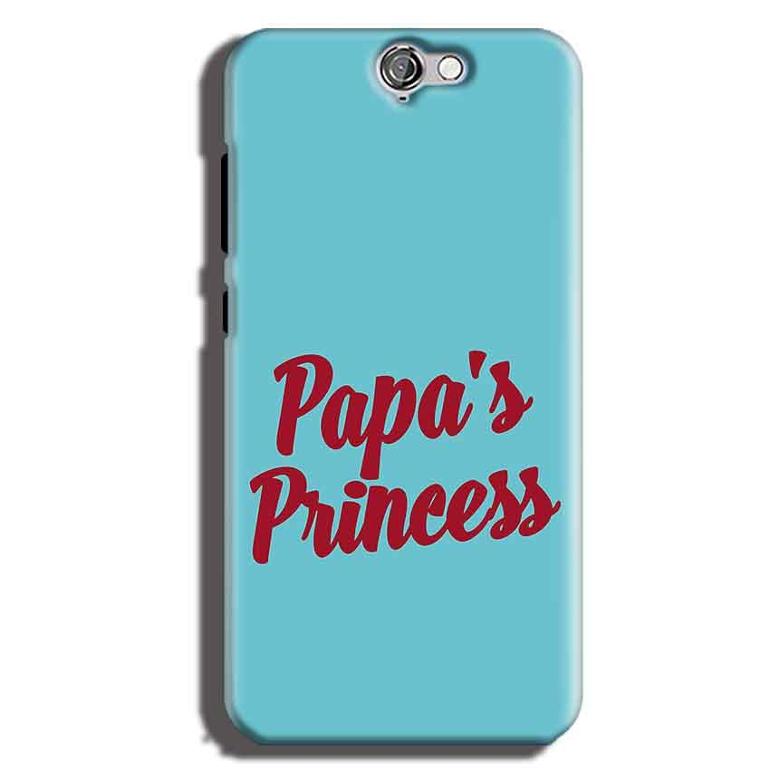 HTC One A9 Mobile Covers Cases Papas Princess - Lowest Price - Paybydaddy.com