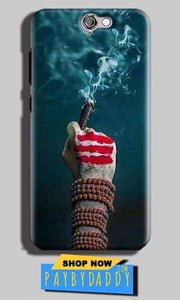 HTC One A9 Mobile Covers Cases Shiva Hand With Clilam - Lowest Price - Paybydaddy.com