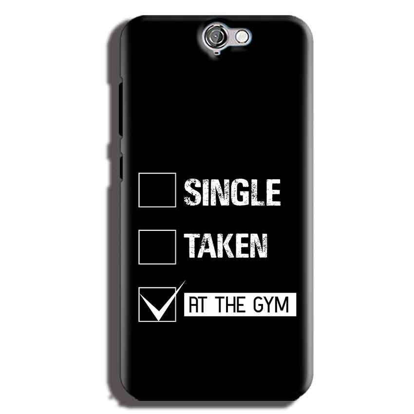 HTC One A9 Mobile Covers Cases Single Taken At The Gym - Lowest Price - Paybydaddy.com