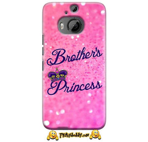 HTC One M9 Plus Mobile Covers Cases Brothers princess - Lowest Price - Paybydaddy.com