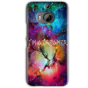 HTC One M9 Plus Mobile Covers Cases I am Dreamer - Lowest Price - Paybydaddy.com