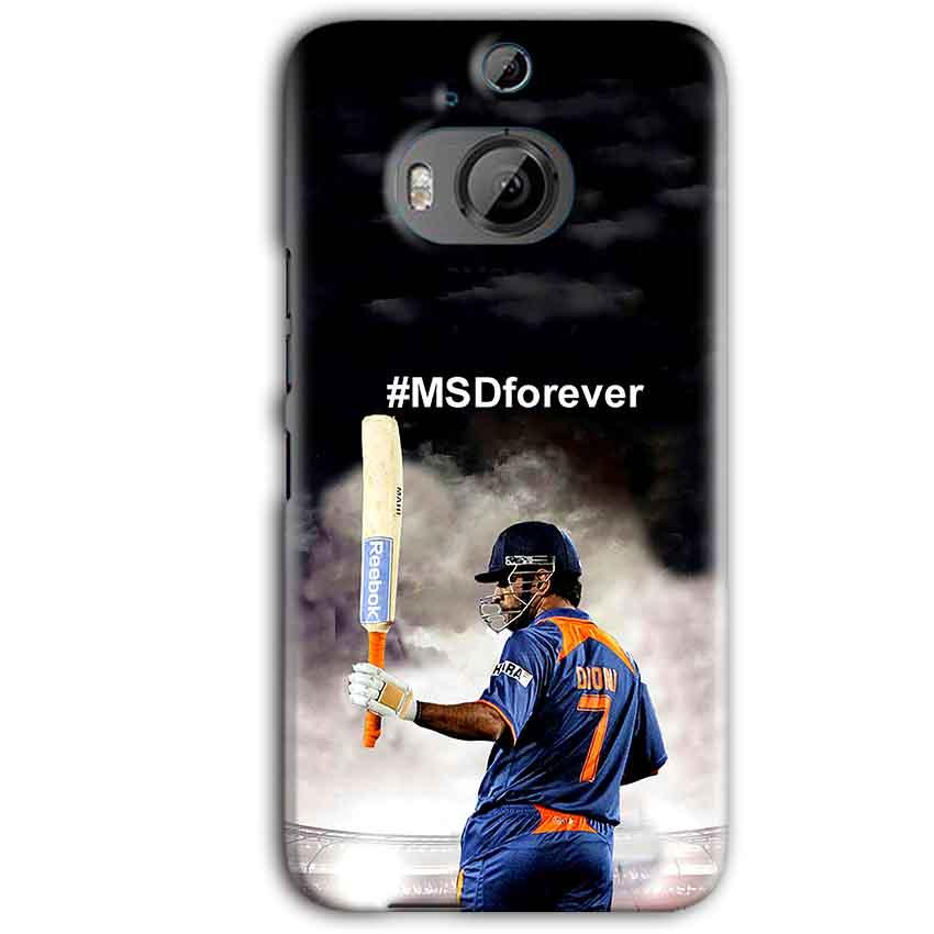 HTC One M9 Plus Mobile Covers Cases MS dhoni Forever - Lowest Price - Paybydaddy.com