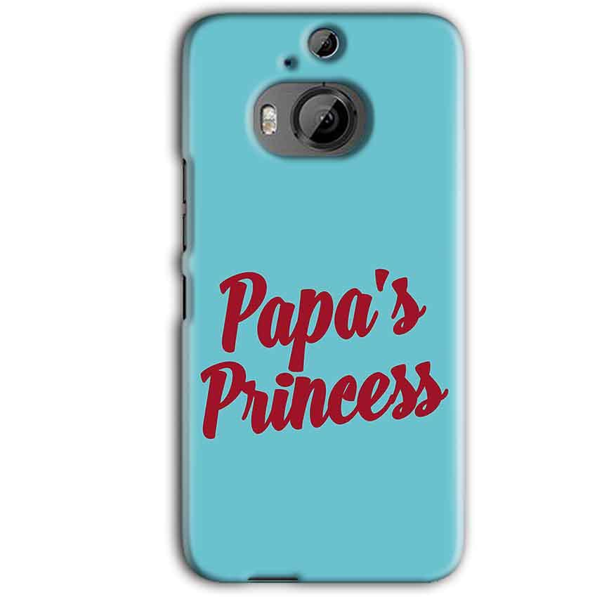 HTC One M9 Plus Mobile Covers Cases Papas Princess - Lowest Price - Paybydaddy.com