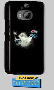 HTC One M9 Plus Mobile Covers Cases Shiva Aghori Smoking - Lowest Price - Paybydaddy.com