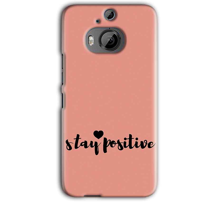 HTC One M9 Plus Mobile Covers Cases Stay Positive - Lowest Price - Paybydaddy.com