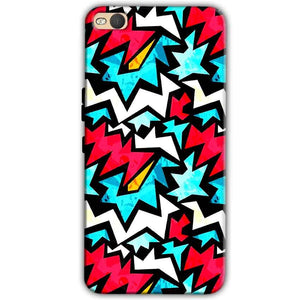 HTC One X9 Mobile Covers Cases Colored Design Pattern - Lowest Price - Paybydaddy.com
