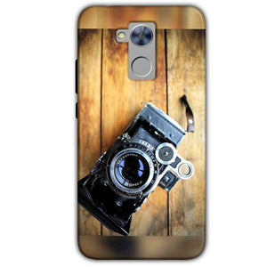 Honor Holly 4 Plus Mobile Covers Cases Camera With Wood - Lowest Price - Paybydaddy.com