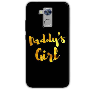 Honor Holly 4 Plus Mobile Covers Cases Daddys girl - Lowest Price - Paybydaddy.com