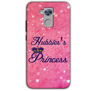 Honor Holly 4 Plus Mobile Covers Cases Hubbies Princess - Lowest Price - Paybydaddy.com