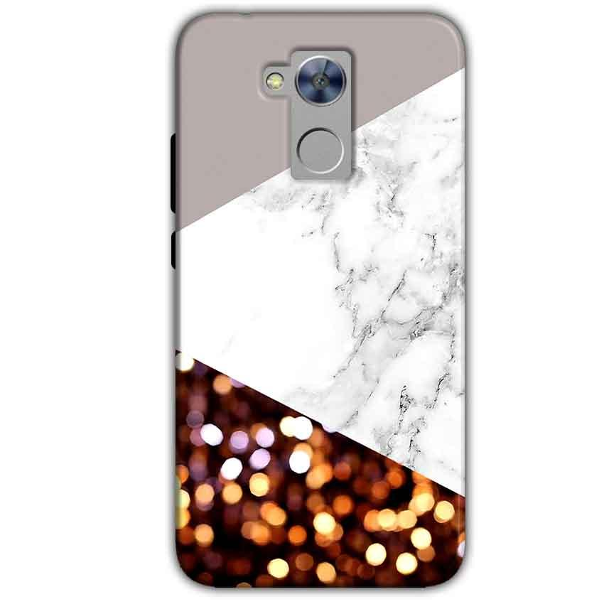 Honor Holly 4 Plus Mobile Covers Cases MARBEL GLITTER - Lowest Price - Paybydaddy.com