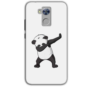 Honor Holly 4 Plus Mobile Covers Cases Panda Dab - Lowest Price - Paybydaddy.com
