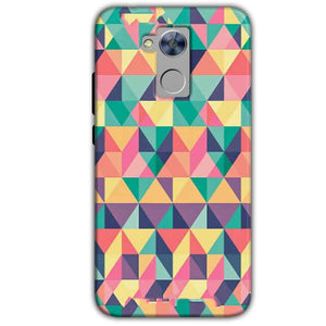 Honor Holly 4 Plus Mobile Covers Cases Prisma coloured design - Lowest Price - Paybydaddy.com