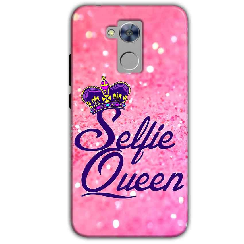 Honor Holly 4 Plus Mobile Covers Cases Selfie Queen - Lowest Price - Paybydaddy.com
