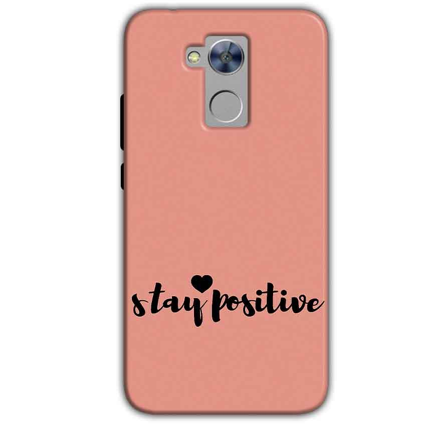 Honor Holly 4 Plus Mobile Covers Cases Stay Positive - Lowest Price - Paybydaddy.com