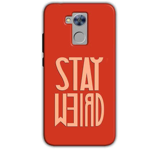 Honor Holly 4 Plus Mobile Covers Cases Stay Weird - Lowest Price - Paybydaddy.com