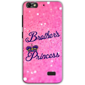 Huawei Honor 4C Mobile Covers Cases Brothers princess - Lowest Price - Paybydaddy.com