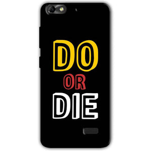 Huawei Honor 4C Mobile Covers Cases DO OR DIE - Lowest Price - Paybydaddy.com