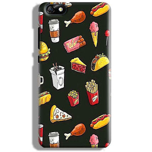 Huawei Honor 4X Mobile Covers Cases Foodie Design - Lowest Price - Paybydaddy.com
