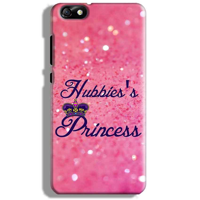 Huawei Honor 4X Mobile Covers Cases Hubbies Princess - Lowest Price - Paybydaddy.com