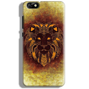 Huawei Honor 4X Mobile Covers Cases Lion face art - Lowest Price - Paybydaddy.com