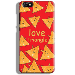 Huawei Honor 4X Mobile Covers Cases Love Triangle - Lowest Price - Paybydaddy.com