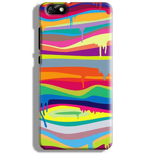Huawei Honor 4X Mobile Covers Cases Melted colours - Lowest Price - Paybydaddy.com