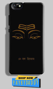 Huawei Honor 4X Mobile Covers Cases Om Namaha Gold Black - Lowest Price - Paybydaddy.com