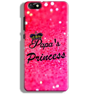 Huawei Honor 4X Mobile Covers Cases PAPA PRINCESS - Lowest Price - Paybydaddy.com